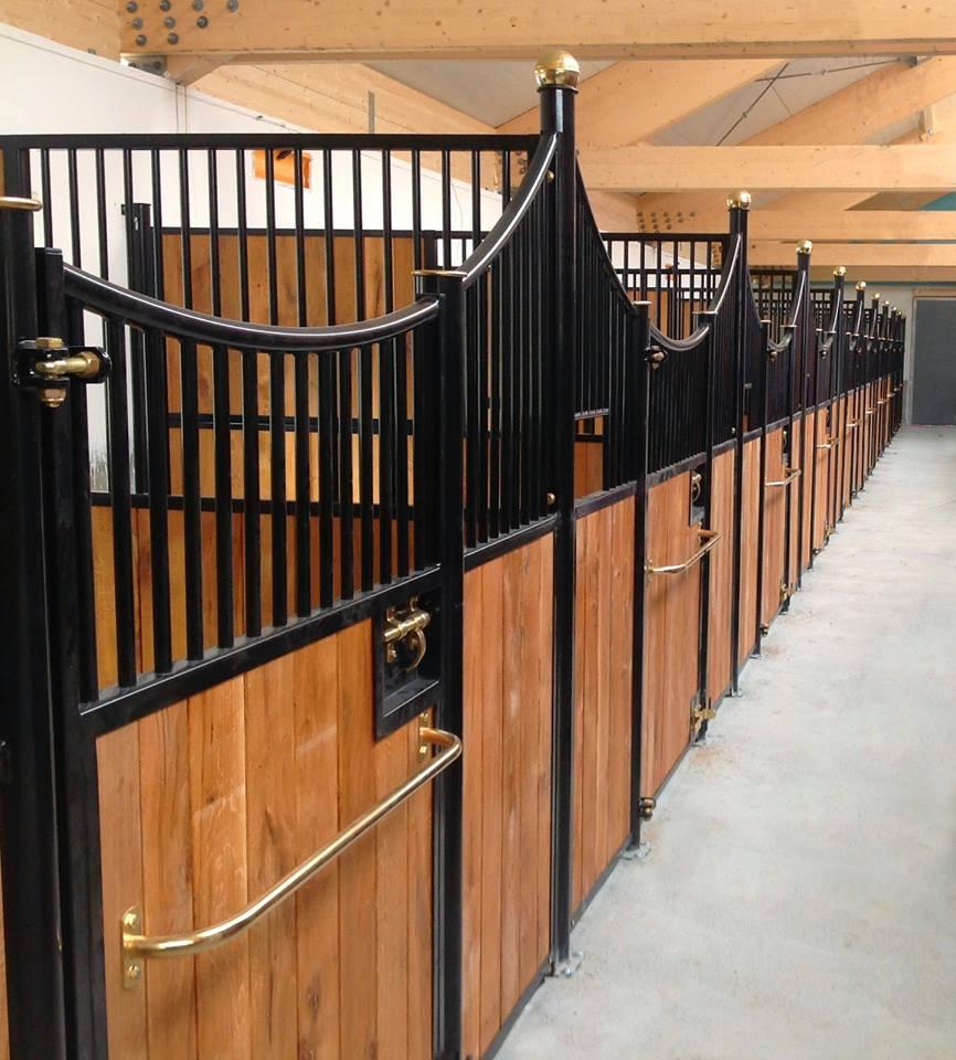 Cheval Liberté stables